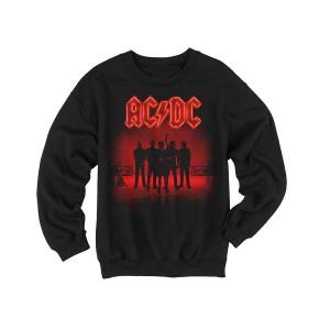 POWER UP Band Silhouette Crewneck Sweatshirt