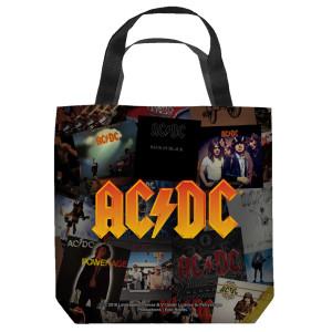 AC/DC - Albums - Tote Bag [18 X 18]