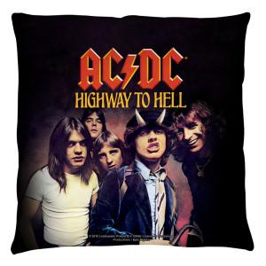 AC/DC - Highway - Throw Pillow [16 X 16]