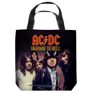 AC/DC - Highway - Tote Bag [18 X 18]