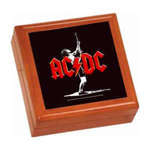 Angus Icon Wooden Keepsake Box