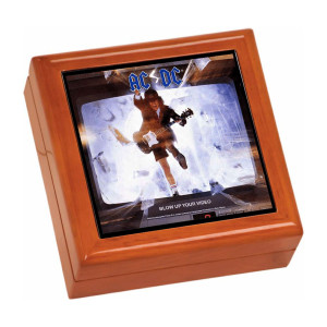 Blow Up Your Video Wooden Keepsake Box
