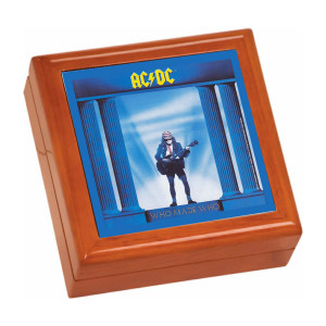 Who Made Who Wooden Keepsake Box