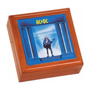 Who Made Who Wooden Keepsake Box