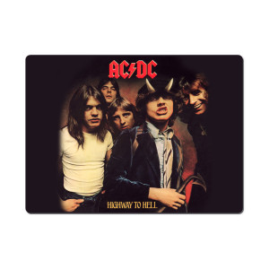 Highway To Hell Cutting Board