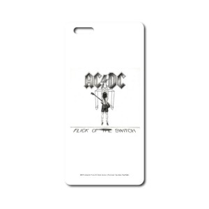 AC/DC Flick Of The Switch Phone Case