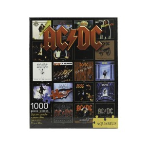 Album Covers Puzzle