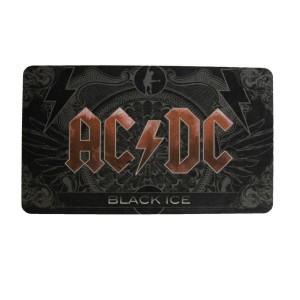 AC/DC Black Ice Breakfast Board