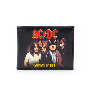 AC/DC Highway To Hell Wallet