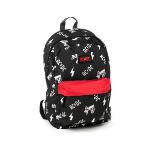 AC/DC Cannon Logo Backpack