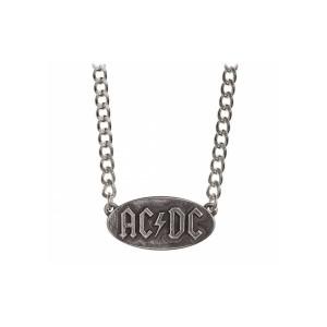 AC/DC Logo Neck Chain Pendant