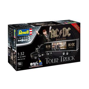 AC/DC Model Truck
