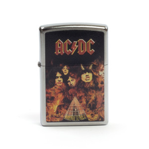 AC/DC Highway to Hell Fretboard Zippo Lighter