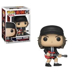 Angus Young Funko Pop! Rocks Vinyl Figure