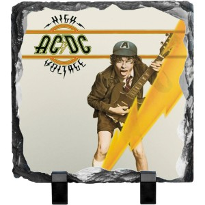 High Voltage Photo Slate