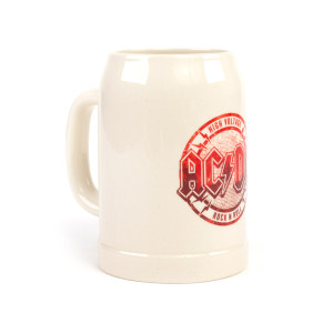 AC/DC High Voltage Ceramic Stein