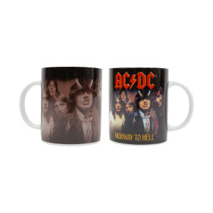 AC/DC Highway to Hell Photo Mug