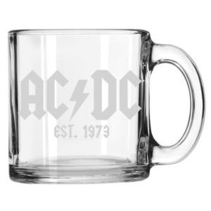 Est. 1973 Etched Mug