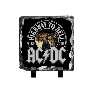 Highway To Hell 40th Anniversary Photo Slate