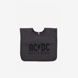 AC/DC Back in Black Bib
