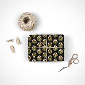 AC/DC High Voltage Wrapping Paper