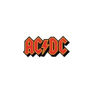 AC/DC Logo Magnet