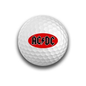 AC/DC Golf Balls