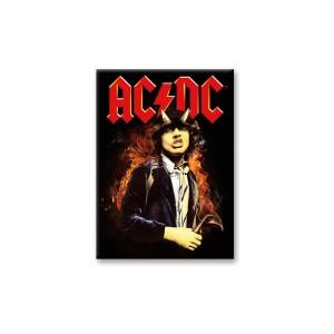 AC/DC Fire Magnet