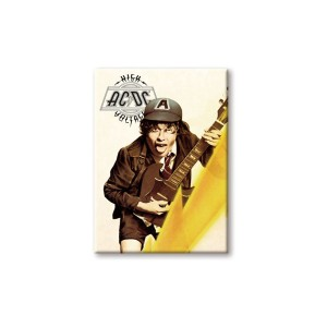 AC/DC High Voltage Album Magnet