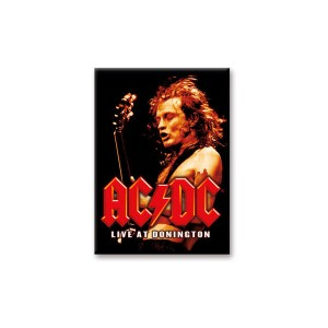 AC/DC Live at Donington Magnet