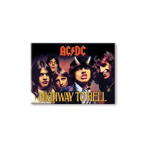 AC/DC Highway to Hell Album Magnet
