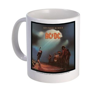 Let There Be Rock Mug