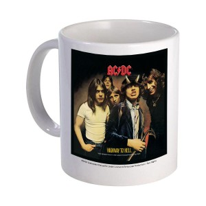 Highway To Hell Mug