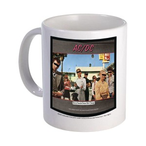 Dirty Deeds Mug