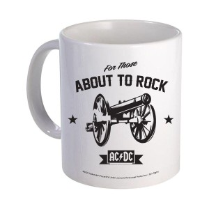 Rock Cannon Mug