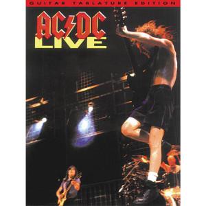 AC/DC Live Guitar Tab