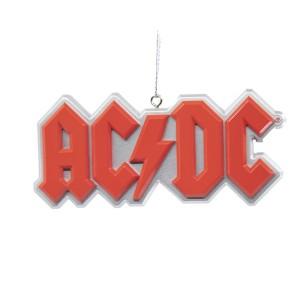 AC/DC Logo Ornament by Kurt Adler