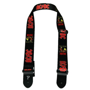 Highway To Hell Guitar Strap