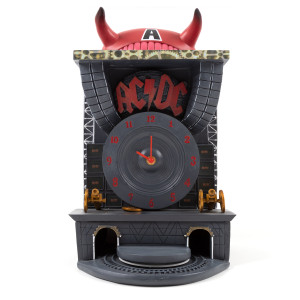 AC/DC Cuckoo Clock