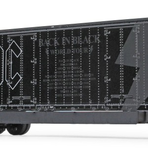 AC/DC Back in Black World Tour Diecast Truck