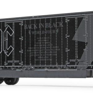 AC/DC Back in Black World Tour Diecast Truck