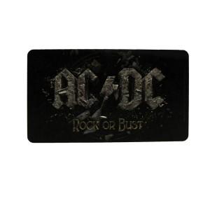 AC/DC Rock Or Bust Breakfast Board