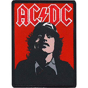 """AC/DC Angus Poster 3.2""""x4.3"""" Patch"""
