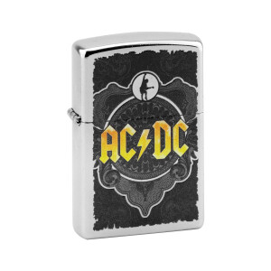AC/DC Let There Be Rock Zippo Lighter