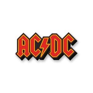 AC/DC Logo Funky Chunky Magnet