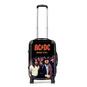 AC/DC Highway to Hell Luggage