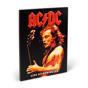 AC/DC Live at Donington - Framed