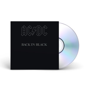 AC/DC Back In Black CD