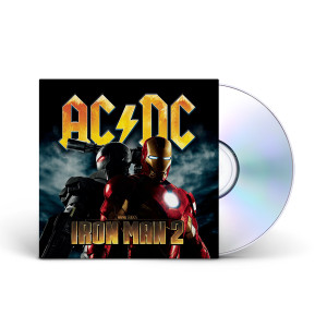 AC/DC Iron Man 2 Soundtrack Deluxe Edition CD