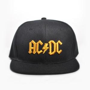 Mustard 3D Logo Snapback Baseball Hat